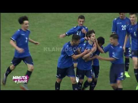 Dion Berisha shkëlqen në debutim me përfaqësuesen - 25.05.2018 - Klan Kosova