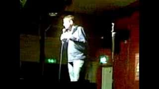 Kevin Bridges at Student Guild Wrexham 2010