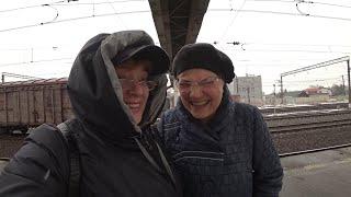 ВЛОГ Дача весной 😊 / Маленькие каникулы / Здравствуй Москва 👋 25 марта 2019 г.