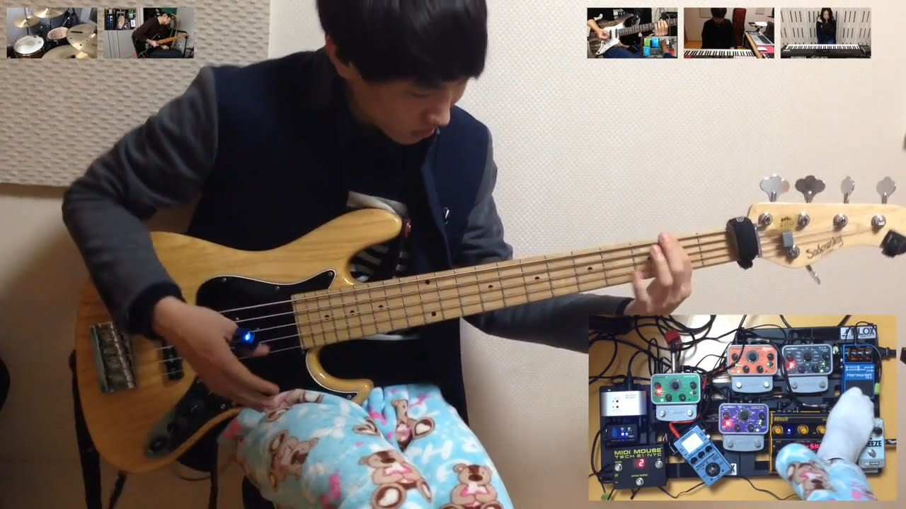 dance planetshakers bass tutorial dubstep wobble bass cover by 윤상진 sipoo hot hand cover hd youtube