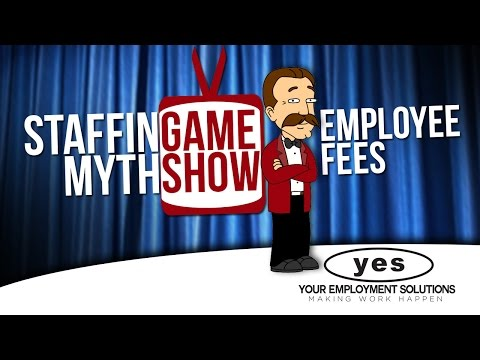 Do Staffing Agencies Charge Employee Fees? | SMGS #1