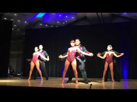 MG Elite Team Bachata Dance @LABKS 2015