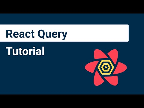React Query Tutorial | React Query For Beginners