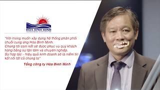 Gambar cover [Sunflymedia][Corporation business] Hòa Bình Minh Group - 25 năm Hành Trình Kết Nối Thành Công