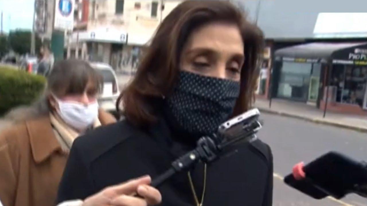"""""""Declaré lo que tenía que declarar"""", dijo Silvia Majdalani"""