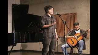 """""""Someone Like You"""" Spanish cover by @ReyBastidas.  (Unplugged- 2013)"""