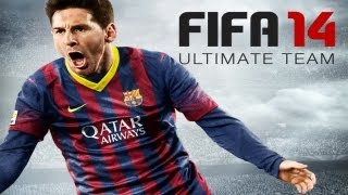 FIFA 14 By EA SPORTS - Ultimate Team and Achievements Gameplay Video