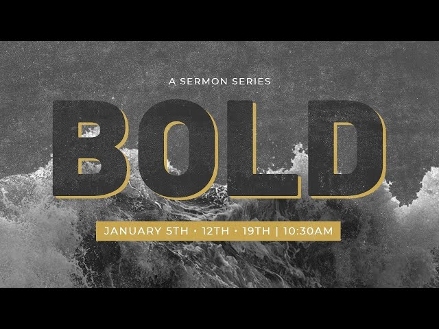 Pastor Randon Clark | Bold Pt. 3