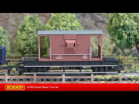 R1070 Goods Master Train Set