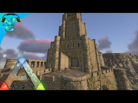 Ragnarok E2 - The OP Base Locations of Ragnarok! ARK:Survival Evolved PVP