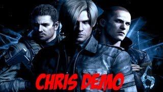 Resident Evil 6 Demo - Chris Demo