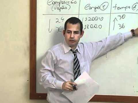 Matemática Financeira - Aula 2 - Regra de três composta de YouTube · Duração:  21 minutos 46 segundos