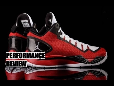 new arrival c2d34 b4187 Jordan Super Fly 2 PO Performance Review - YouTube