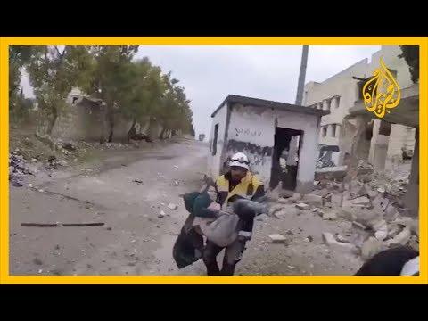 -فيه حدا مصاب؟.. بسرعة أختي بسرعة-.. مقتل طفلين وإصابة 7 آخرين بريف #حلب الغربي  - نشر قبل 2 ساعة