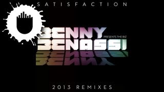 Benny Benassi Presents The Biz - Satisfaction (Dimitri Vegas & Like Mike Remix) (Cover Art)