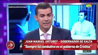 "Video: Urtubey ""El Kirchnerismo es funcional a Macri"""