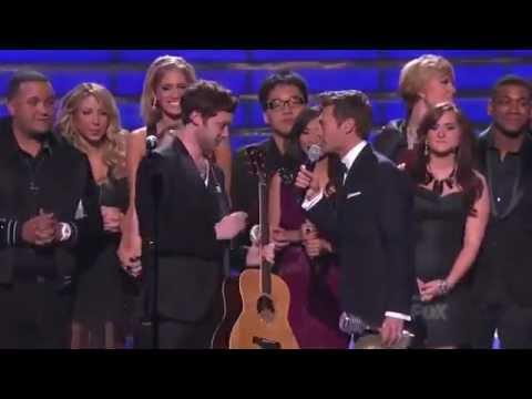 Winner - 2012 American Idol Season 11 Finale Winner 2012