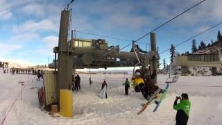 VLOG #7 - June Mountain Opening Day