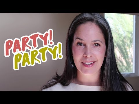 Come to my Party in NYC!