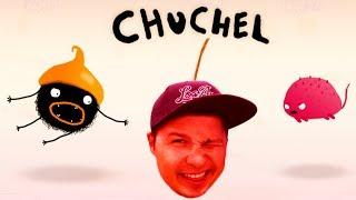 СМЕШНАЯ ИГРА МУЛЬТИК про Черного ЗВЕРЬКА ЧУЧЕЛ #4 Chuchel самая милая игра от Easy Family Games