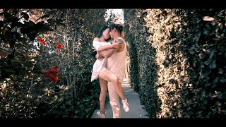 Kiss Me (Bachata Film) Performed by Kiki D Amanno and Javier Campines.