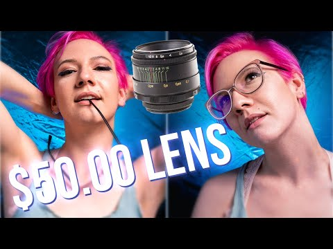 $50.00 Lens vs. $900 Lens | Helios 44-2 58mm f/2.0 & Zeiss 55mm f/1.8 Review