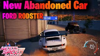 nfs payback new abandoned car