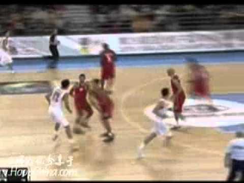 MVP Yi Jianlian's top 10 in 2011 asian basketball championship