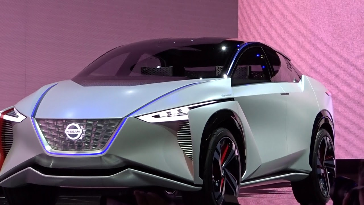 unveiling nissan imx at tokyo motor show 2017 raw video youtube rh youtube com