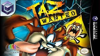 Longplay of Taz: Wanted