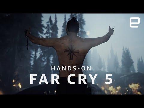 Far Cry 5 hands-on