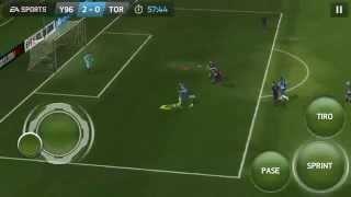 FIFA 15 ANDROID - Torneo San Patricio