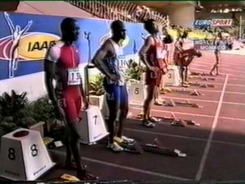 110mh Monako IAAF GP Final 2003