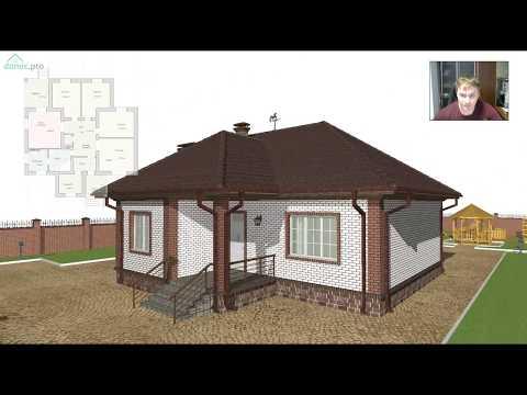 Проект уютного дома «Владимир» B-334-ТП