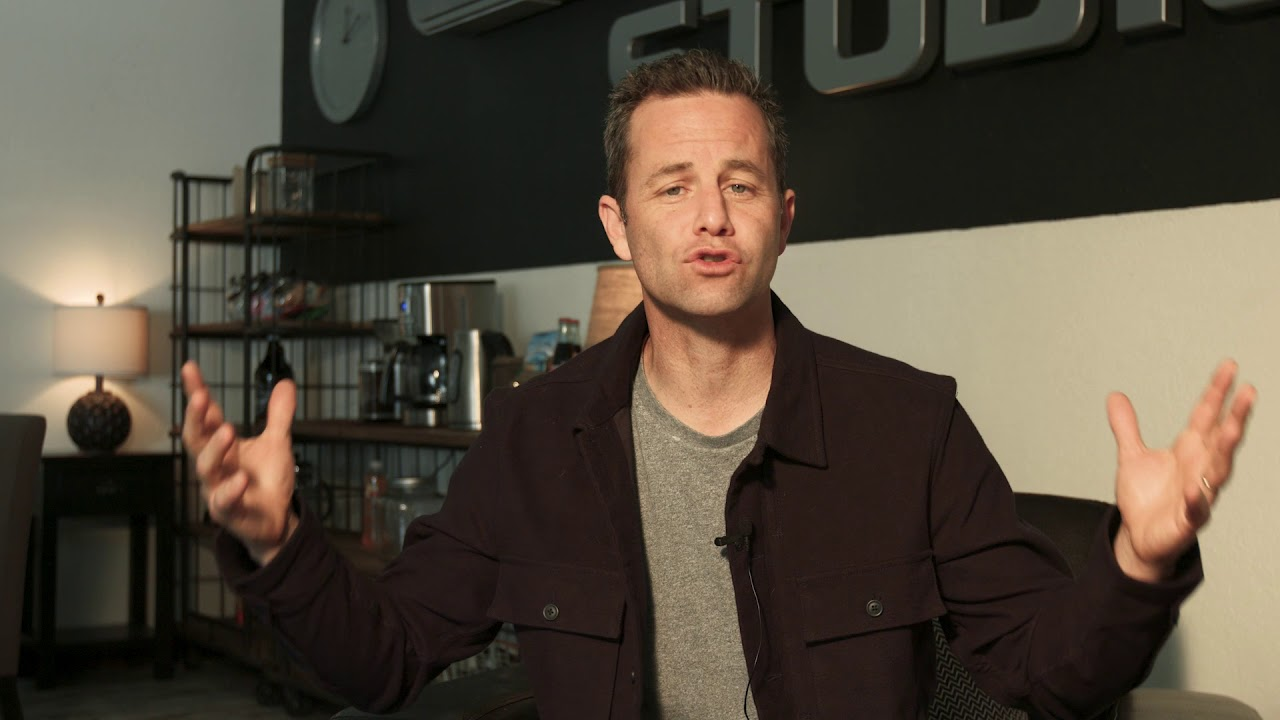 Living Room Reset with Kirk Cameron at Central Baptist