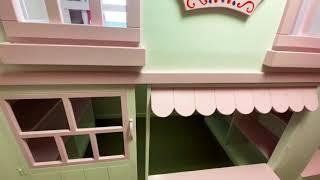 라임우드 행복한 놀이방 꾸미기 (어린이 2층침대 + 벙…