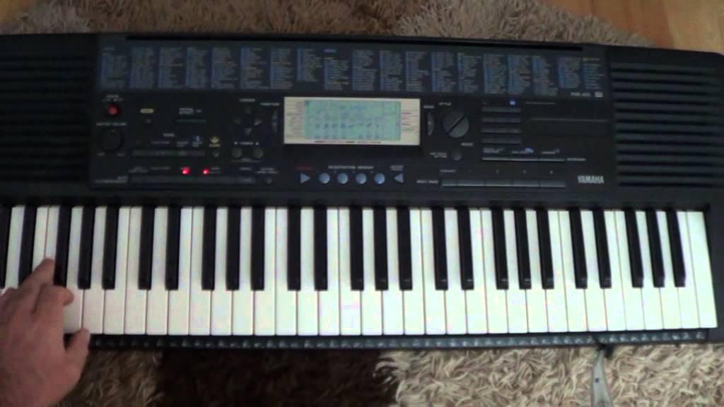 Yamaha Portable Grand DGX- 630 - YouTube
