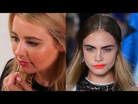 Spring's Best Beauty Trends Rolled Into One Gorgeous Look | Beauty How To