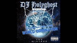 WE ARE TAKING OVER, WORLD DOMINATION (THE MIXTAPE) NEW 2015 GOSPEL RAP)
