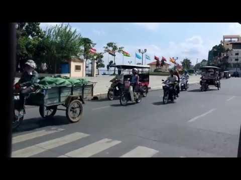 Phnom Penh and Kuala Lumpur - December 2014