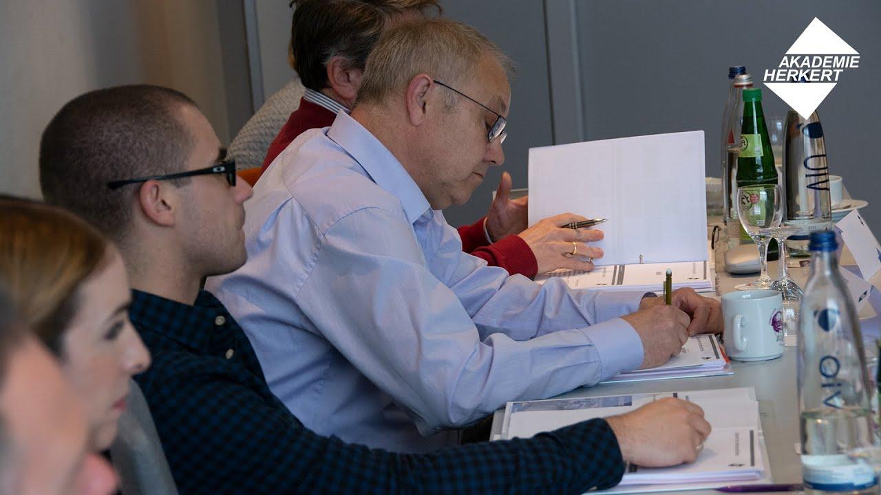 REACH-Konformität sicherstellen und dokumentieren - Seminar  (Akademie Herkert)