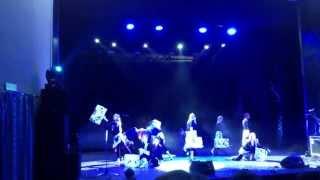 """Юрфак Весна-2013 Танцевальная постановка """"Новая жизнь"""""""
