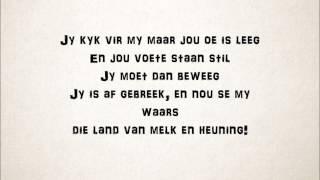 Melk en Heuning Lyrics