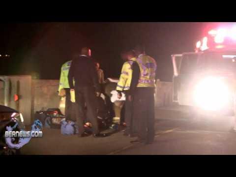 Bike Accident on Causeway Dec 25 10