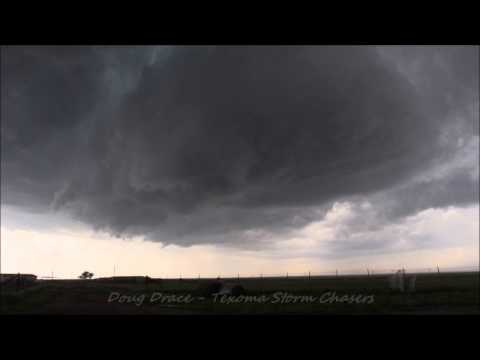 4-26-15 LUEDERS, TX TORNADIC SUPERCELL