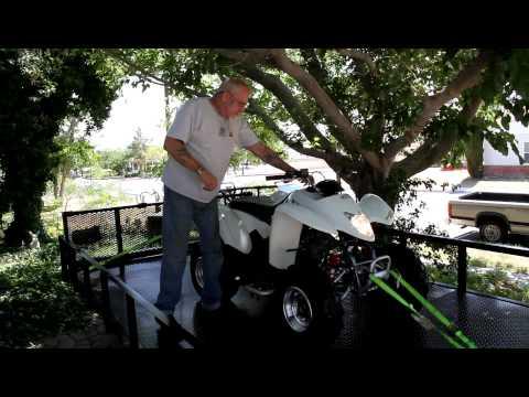quad & trailer for sale on ebay