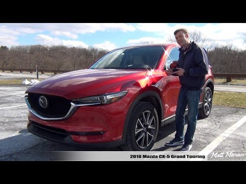 Review: 2018 Mazda CX-5 - Fun to Drive AND Affordable!