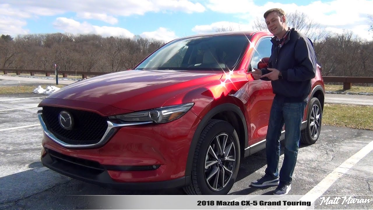 review 2018 mazda cx 5 fun to drive and affordable. Black Bedroom Furniture Sets. Home Design Ideas
