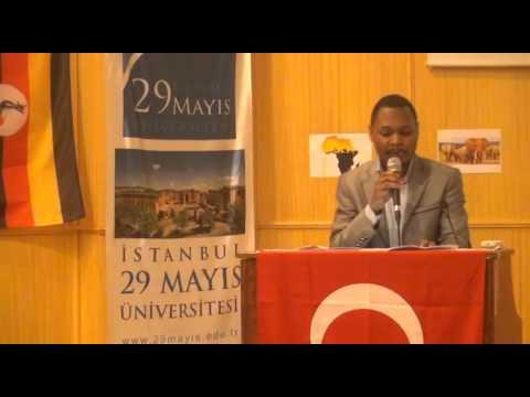 """İSTANBUL 29 MAYIS ÜNİVERSİTESİ """"AFRİKA TANITIM VE KÜLTÜR GÜNÜ"""""""