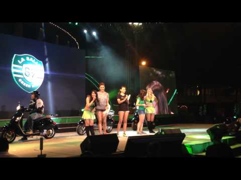La Salle Greenhills Homecoming 2014 Hosted by Class of 1989 by HourPhilippines.com